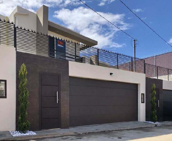 En Renta Casa nueva en el Centro de Tijuana