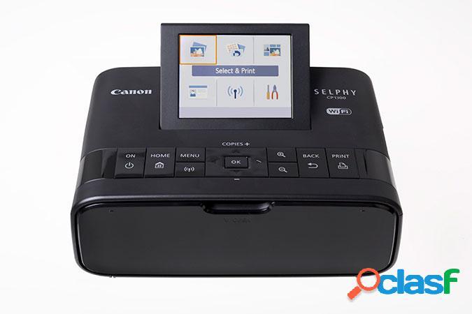 Impresora Fotográfica Canon SELPHY CP1300, Wifi,