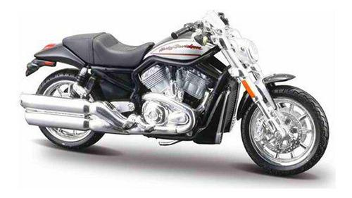 Moto Miniatura Harley Davidson Coleccion