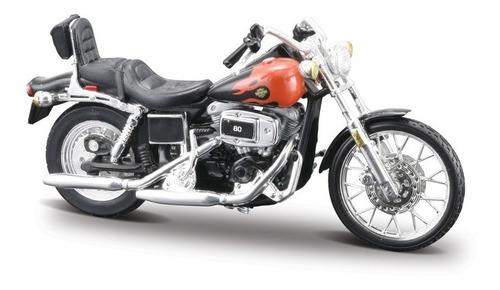 Motos Miniaturas Harley Davidson Coleccion Maisto