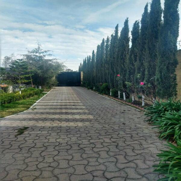 Precioso Rancho con hermosa casa de revista amueblado