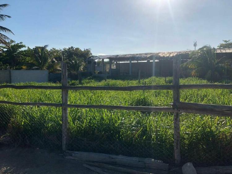 Terreno a la venta en Puerto Progreso Yucatán