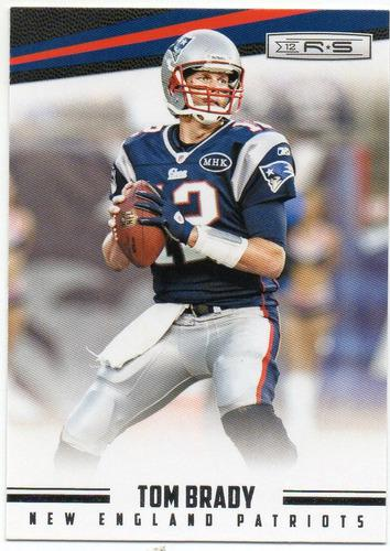 2012 Rookies & Stars Tom Brady New England Patriots
