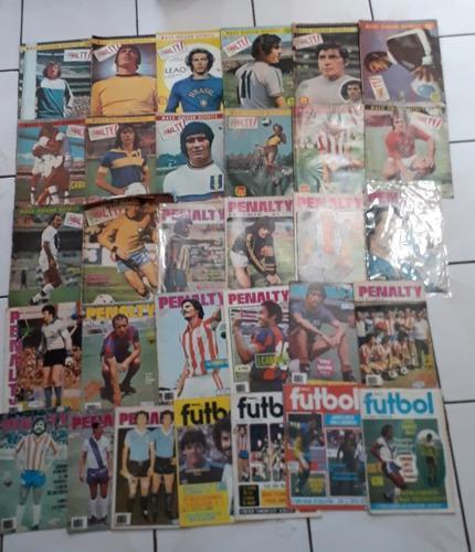 27 Revistas Penalty Del Año 1976 A 1984 Precio Por Todas