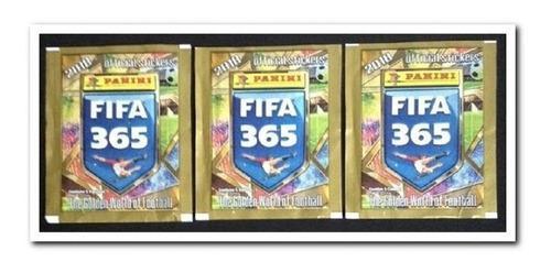 50 Sobres De Fifa 365 2018 - Panini