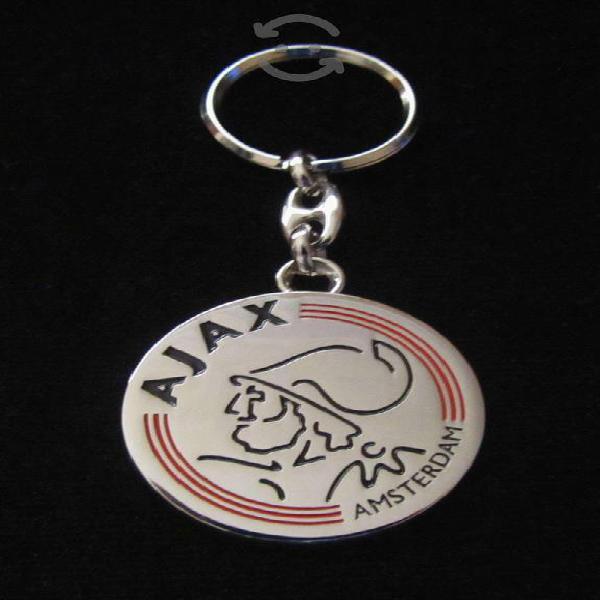 Ajax llavero logo paises bajos uefa champions