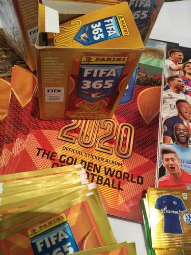Album Fifa 365 2020 + 100 Estampas Sin Repetir Panini