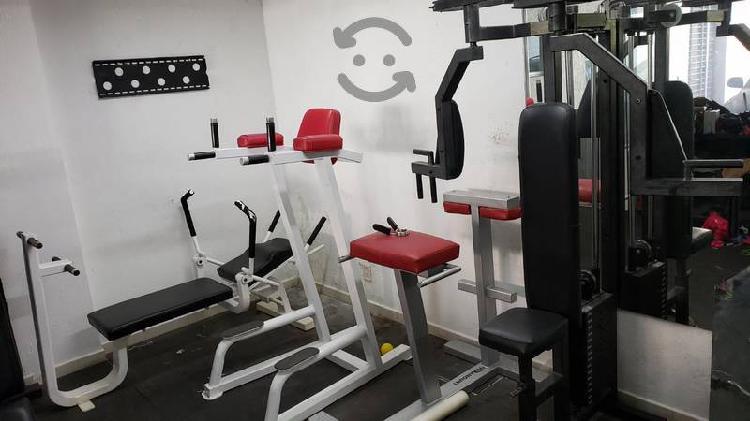 Aparatos de GYM Profesionales para hacer ejercicio