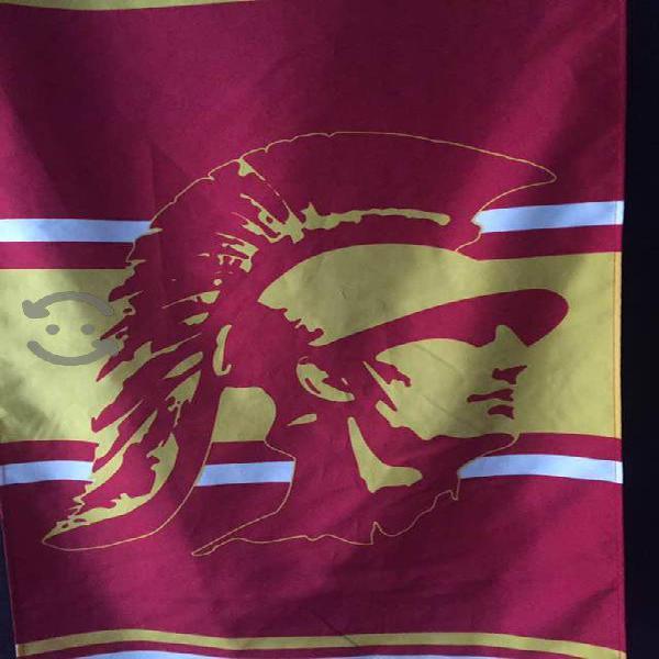 Bandera de Troyanos de USC NCAA