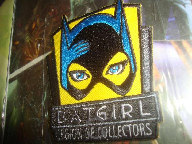 BatGirl Parche Exclusivo de Funko