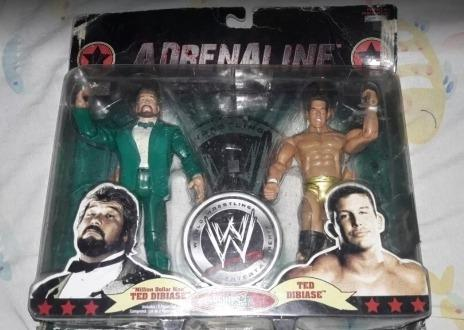 Battle Pack Wwe Jakks Pacific Million Dolar Man Ted Dibiase