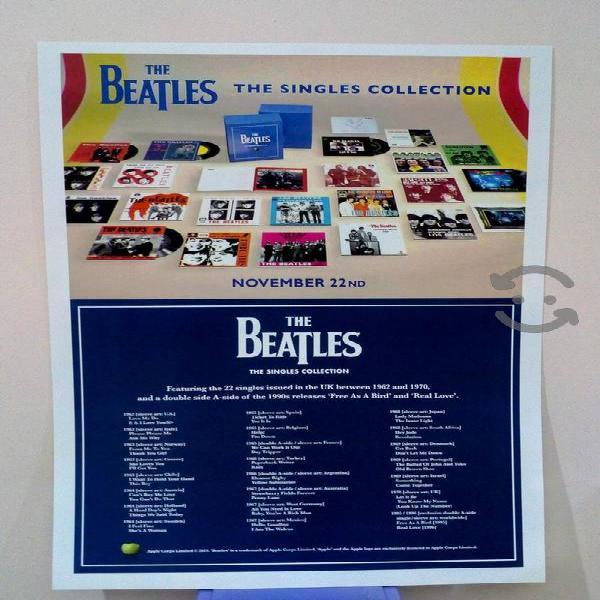 Beatles. Pósters Promos