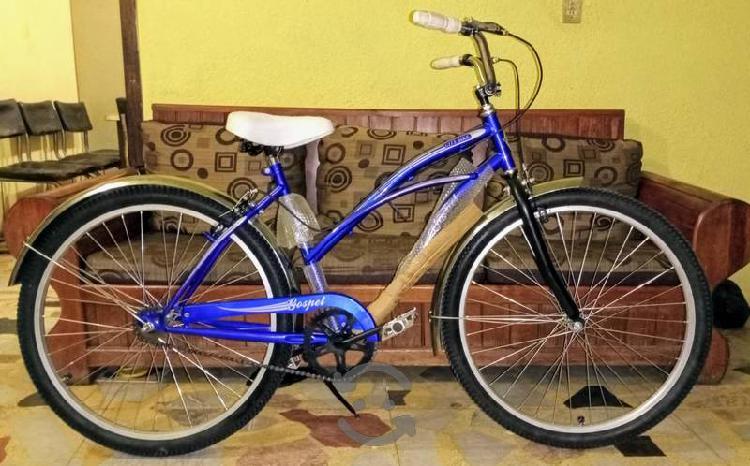 Bicicleta nueva r 26 unisex CityCruiser