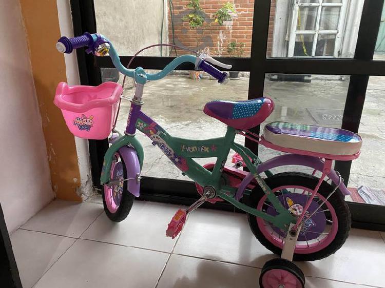 Bicicleta para niña ¡Nueva!