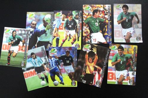 Bimbo Cards 9 Tarjetas De Colección