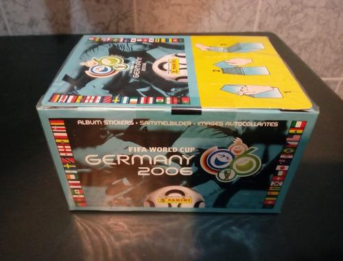 Caja De 100 Sobres Mundial Alemania 2006 Panini