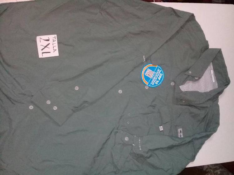 Camisa para Camping, Pesca o Montaña