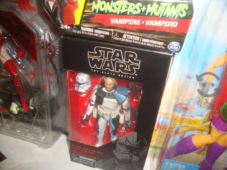 Capitan Rex Black Series Star Wars