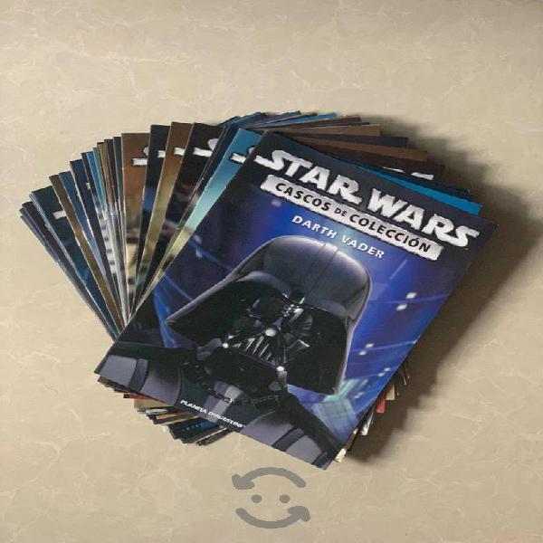 Cascos Star Wars Panini