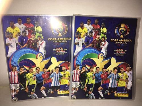 Coleccionador Copa America Centenario 2016