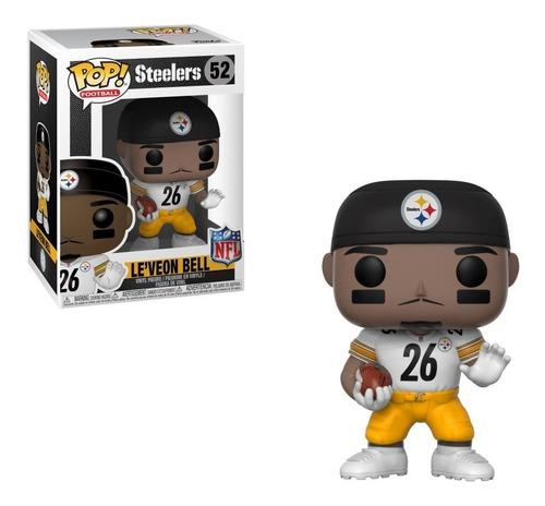 Funko Pop Football Nfl Pittsburgh Steelers Le'veon Bell
