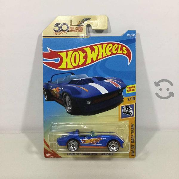 Hot Wheels 50 Años - Corvette Grand Sport Roadster