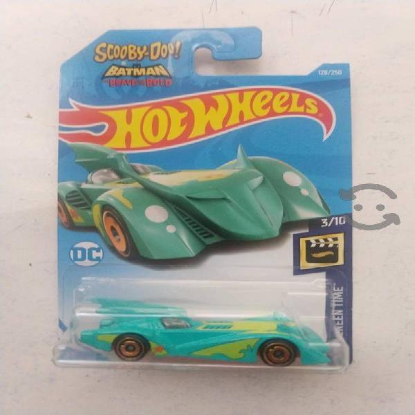 Hot Wheels Batmobile Scooby-Doo