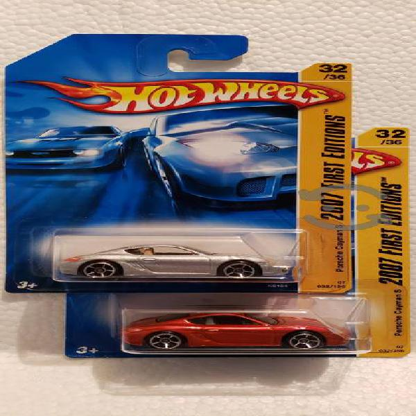 Hot Wheels Cayman S