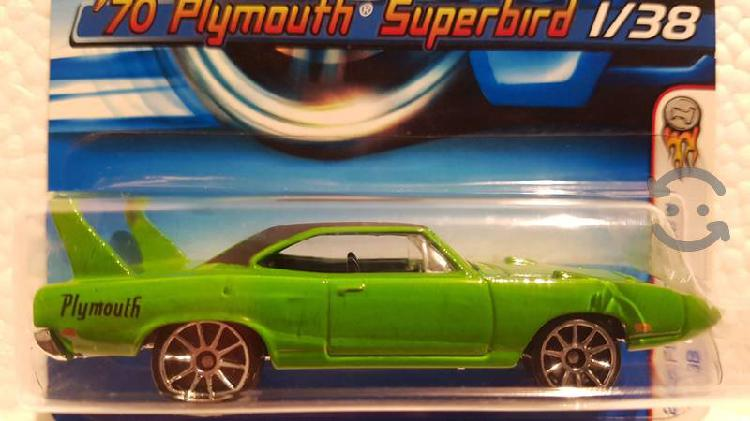 Hot Wheels P Superbird