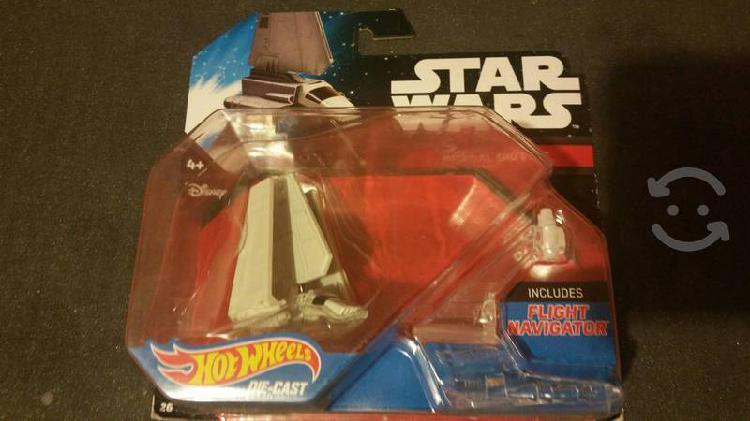 Hot Wheels Star Wars Imperial Shuttle