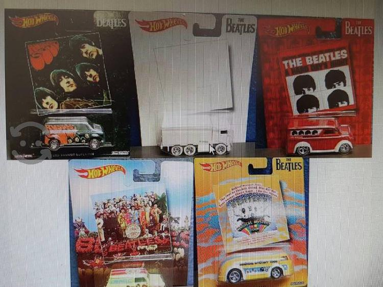 Hot Wheels The Beatles Pop Culture