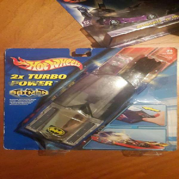 Hot Wheels Turbo Power Batman