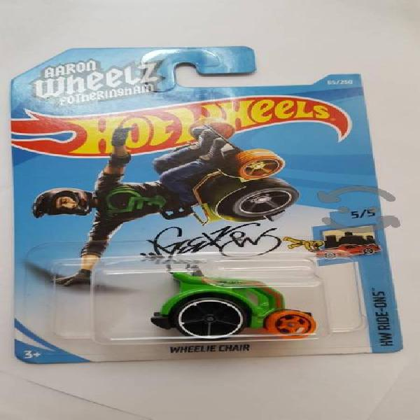 Hot Wheels Wheelie Chair