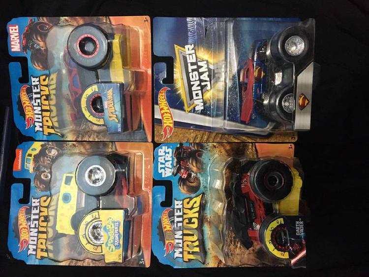 HotWheels Monster Jam de Colección