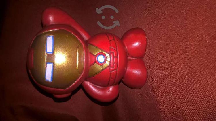 Iron Man Alcancia de Ceramica