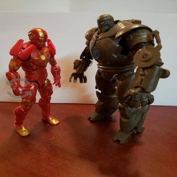 Iron Man Thorbuster 1er película y el de caricatur