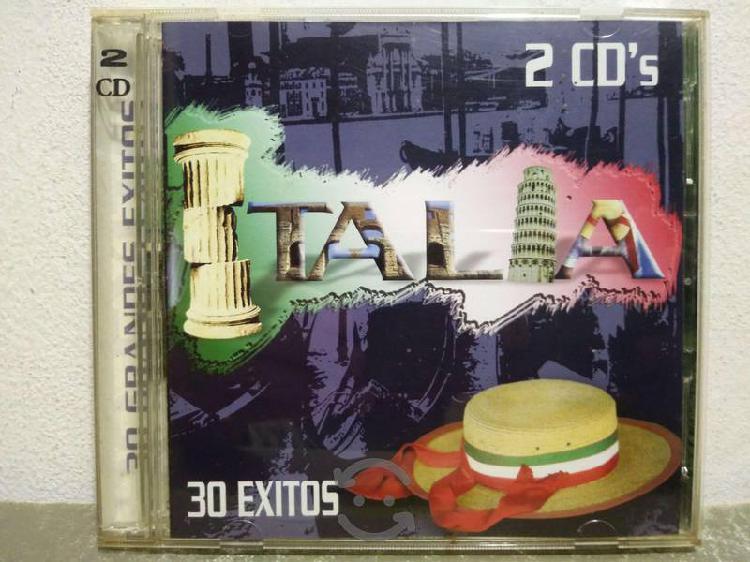 Italia / 30 exitos 2 cd s
