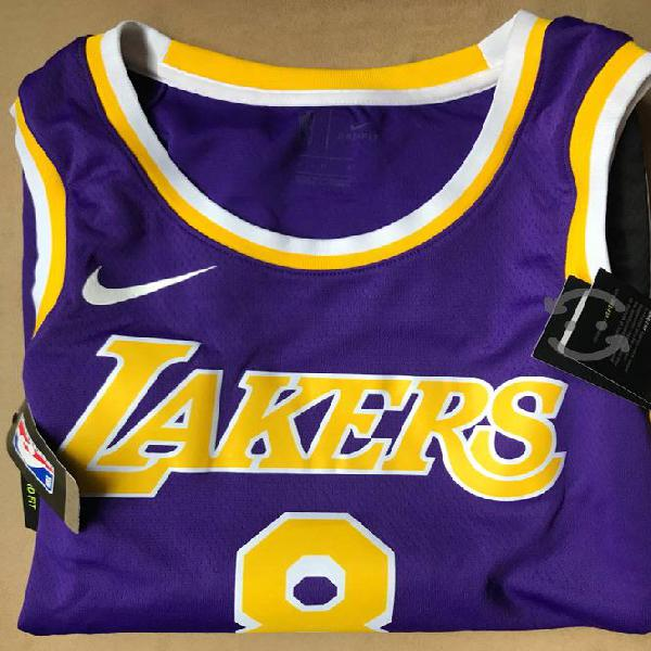 Jersey nba lakers (nuevo y original)