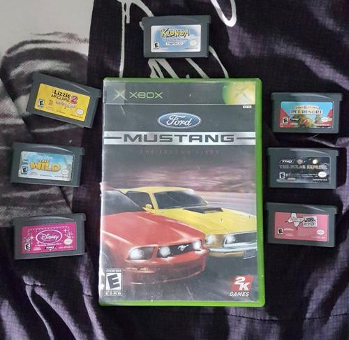 Juegos Gameboy Advance + Regalo