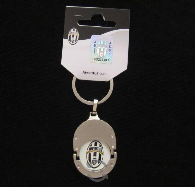 Juventus llavero chip italia serie a uefa futbol