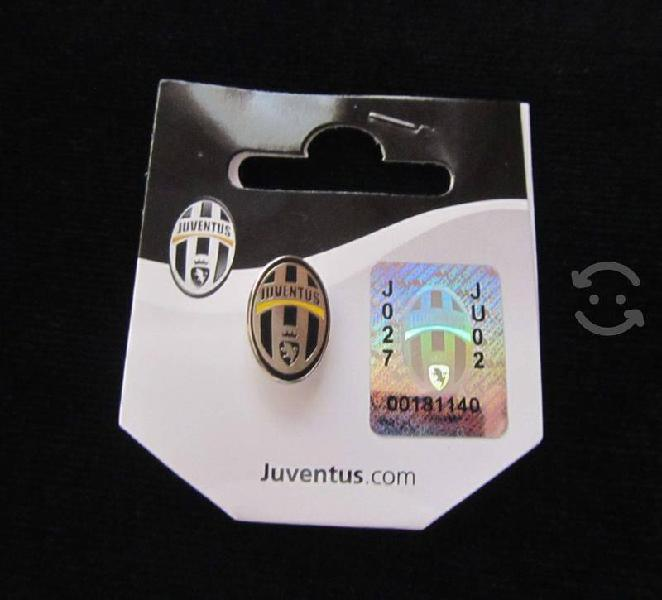 Juventus pin logo italia serie a futbol uefa