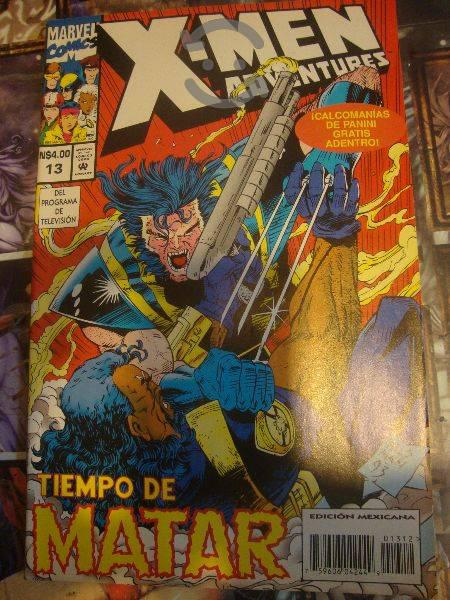 Marvel Comics X men Comic con Estampas Paninni