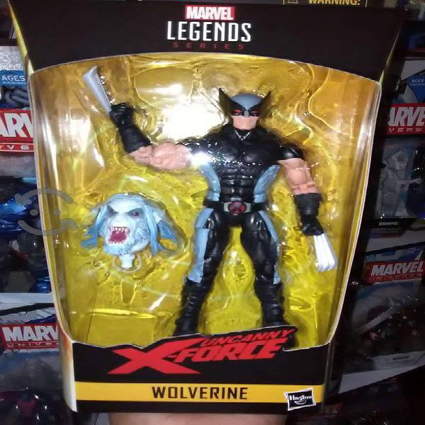 Marvel legends. Wolverine