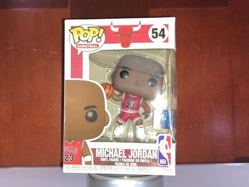 Michael Jordan -54- Nba Funko Pop En Guadalajara Colección