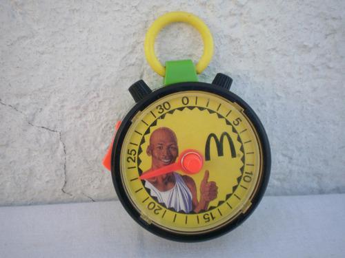 Michael Jordan Coleccionable Cronometro Marcador