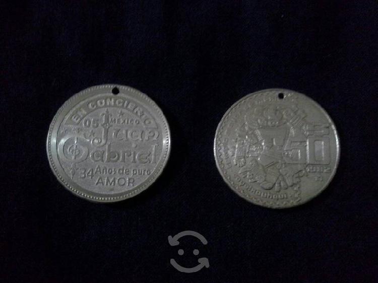 Monedas de colección v/c