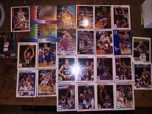 Nba Hoops 1991 De 26 Tarjetas Coleccionables