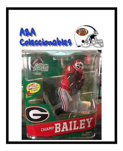 Nfl Figura Coleccionable Champ Bailey