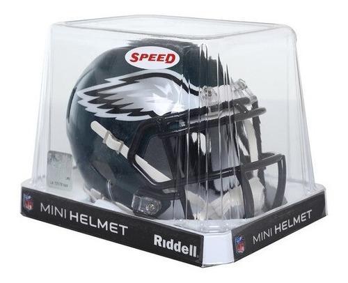 Nfl Mini Casco Riddell Speed Philadelphia Eagles