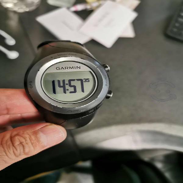 Reloj gps garmin forerunner 405